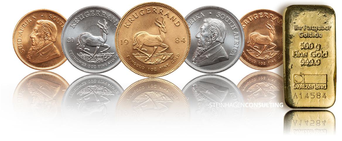 Vermögenschutz Rücklagenschutz Sicher in Gold investieren